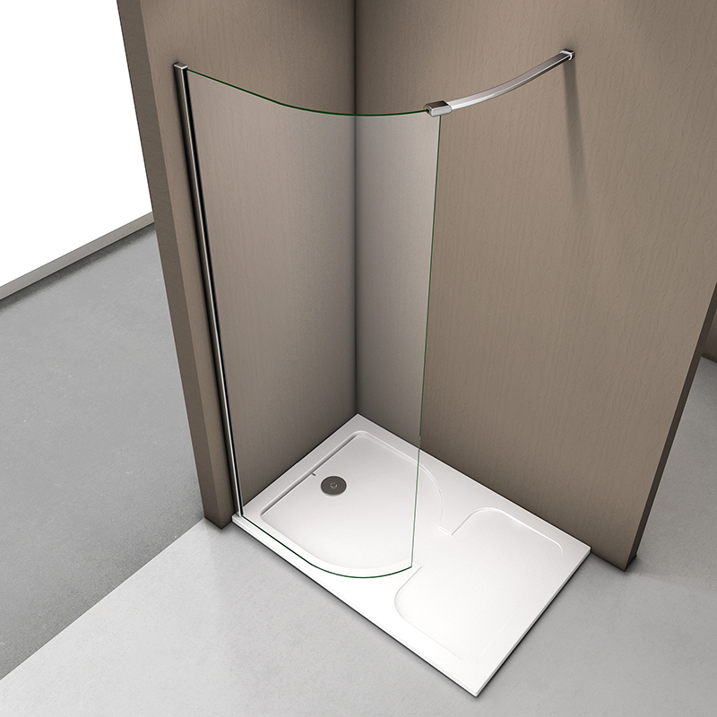 Wet Room Shower Tray And Trap