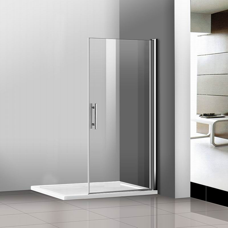 Walk In Wet Room Shower Enclosure Cubicle Bathroom Glass
