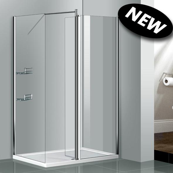Bath Shower Screen Door Seal For 4mm 6mm Glass B618 EBay