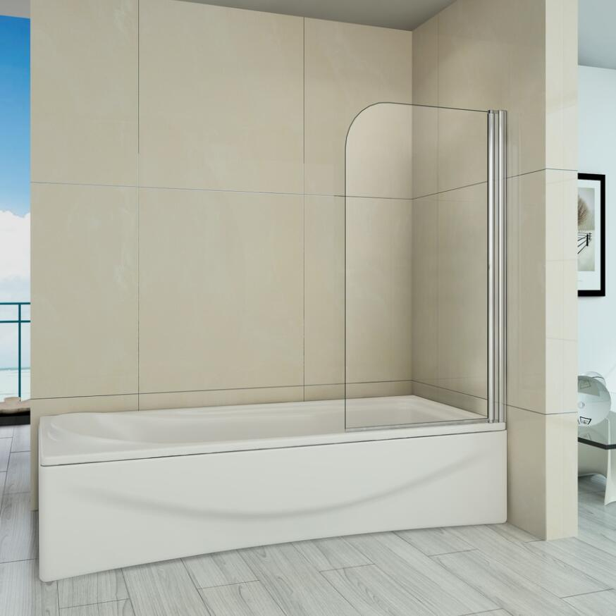 800x1400mm chrome straight curved over bath shower screen shower screens plumbworld