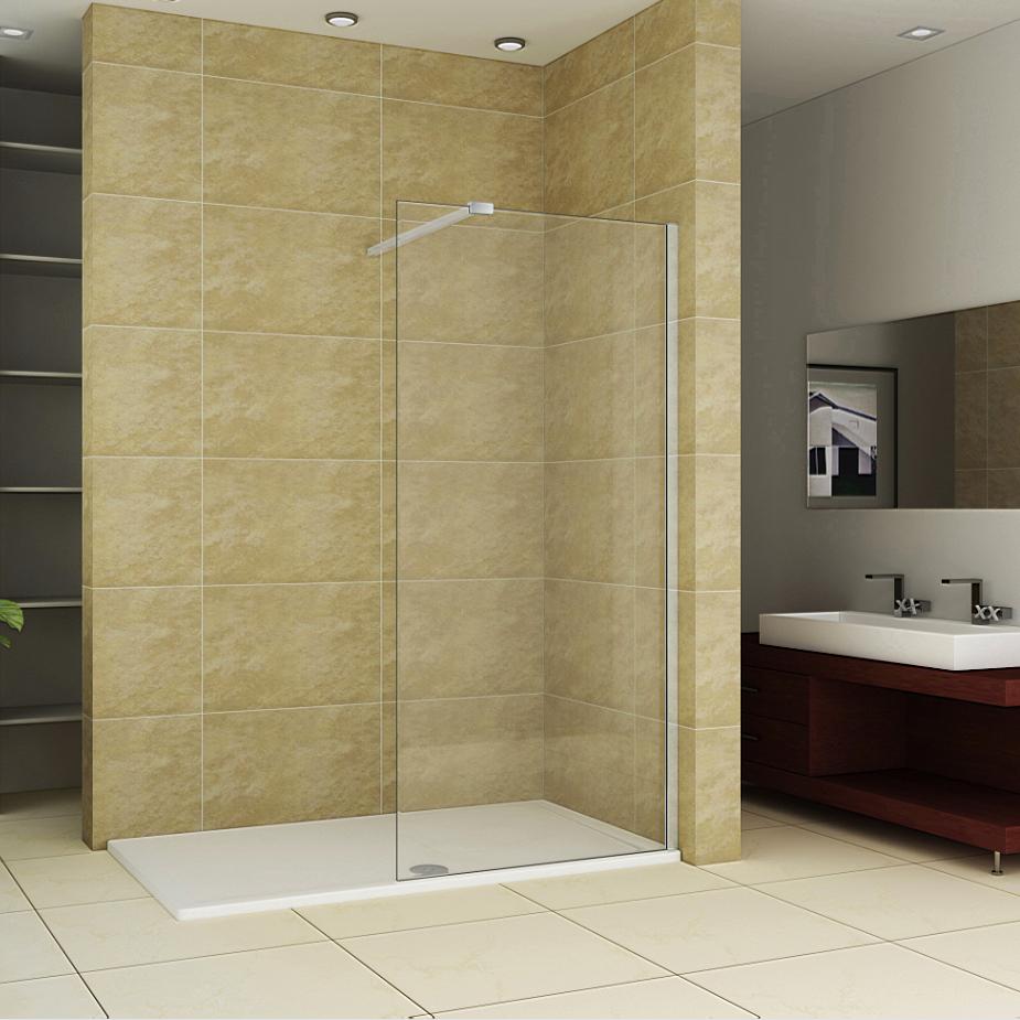 1850 1950 2000 wet room shower screen enclosure 8mm nano for 1200 shower door 8mm glass