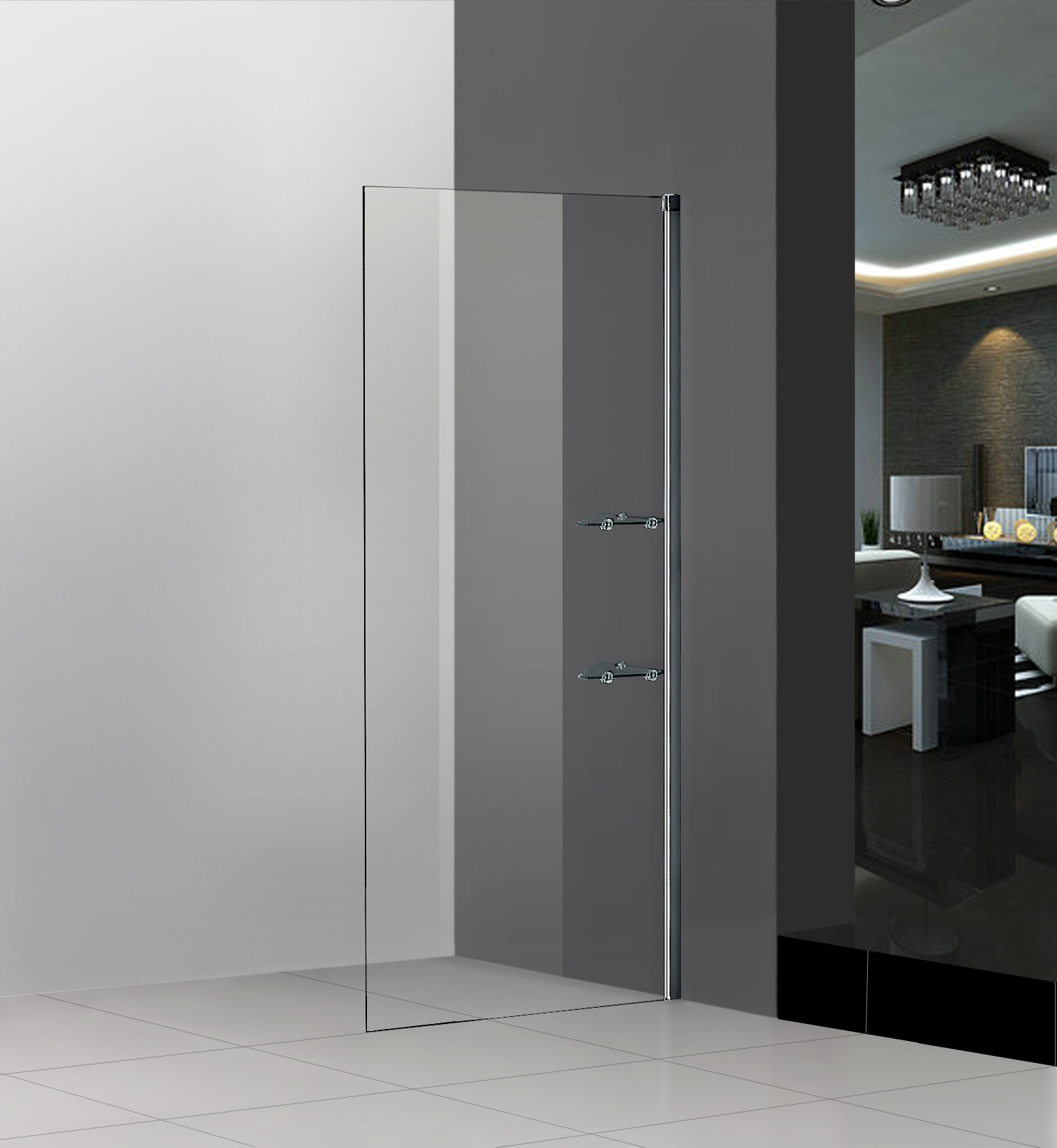 koncept co kartell enclosures collections room shower everythingbathroom uk wet bath screen products