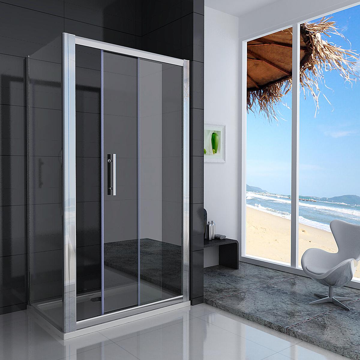 Quality Sliding Shower Enclosure Door Cubicle Side Panel